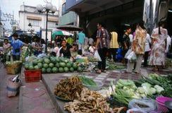 Рынок в Таиланде. Стоковая Фотография RF