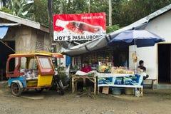 Рынок в Филиппинах стоковые фотографии rf