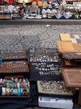 Рынок города в Georgia Стоковое Фото