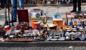 Рынок города в Georgia Стоковые Изображения