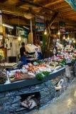 Рынок города в Southwark, центральном Лондоне, Великобритании Стоковые Фото