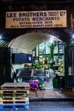 Рынок города в Southwark, центральном Лондоне, Великобритании Стоковая Фотография RF