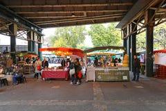 Рынок города Стоковые Фото