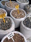Рынок камней Стоковые Изображения