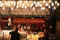 рынок клиентов Стоковое Фото
