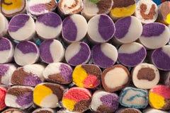 Рынок конфеты Стоковая Фотография RF