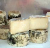рынок критянина сыров Стоковые Фото