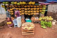Рынок Мьянмы Стоковое Изображение RF