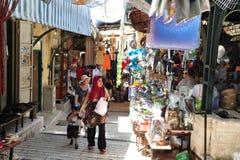 Рынок Назарета - Израиль Стоковое фото RF