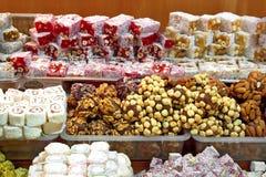 рынок наслаждения Стоковая Фотография RF