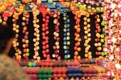 Рынок ночи Таиланда Стоковые Фотографии RF