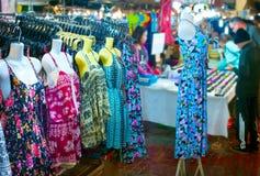 Рынок ночи Таиланда Стоковое Фото