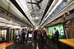 Рынок Нью-Йорка chelsea стоковые изображения rf