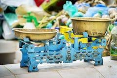 Рынок Оман масштаба Стоковые Фото