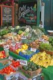 Рынок органических веществ только стоковое изображение rf