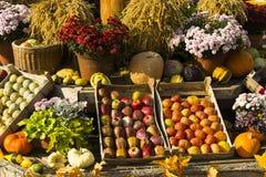Рынок плодоовощ Стоковая Фотография