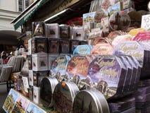 Рынок Праги Стоковое Изображение