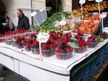 Рынок Праги Стоковые Фото