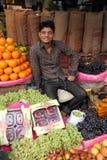 Рынок плодоовощ в Kolkata Стоковые Фотографии RF