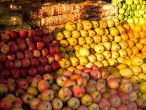 Рынок плодоовощ Индия Стоковое Изображение RF