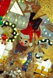 рынок рождества Стоковое Изображение