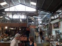 Рынок Сан Telmo стоковое фото