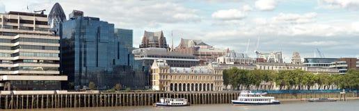 рынок старый thames london billigsgate стоковые фотографии rf