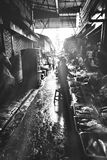 Рынок Таиланда Yaowarat стоковые фото