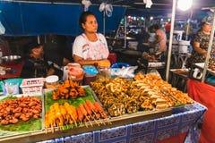рынок тайский Стоковые Фото