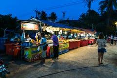 рынок тайский Стоковые Изображения