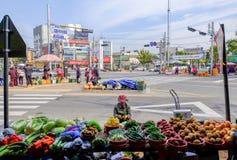 рынок традиционный Стоковое Фото