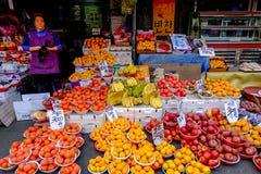 рынок традиционный Стоковое фото RF