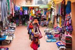 Рынок туриста сувенира стоковое изображение rf
