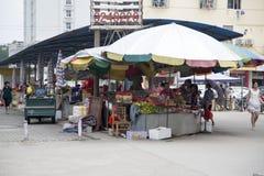 Рынок фермера Стоковые Фото