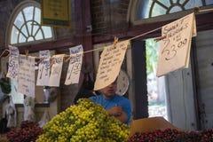 Рынок фермеров Сент-Луис Стоковая Фотография
