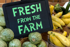 Рынок фермеров Стоковое Изображение