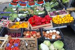 Рынок фермеров Стоковое фото RF