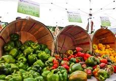 Рынок фермеров Стоковые Фото