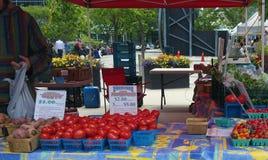 Рынок фермеров Стоковая Фотография RF