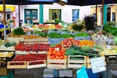 рынок хуторянина Стоковые Фотографии RF