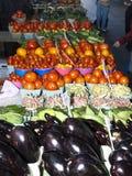 рынок хуторянин Стоковая Фотография