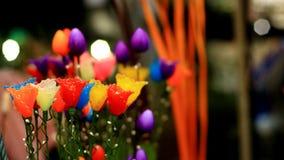 Рынок цветка в Таиланде Стоковое Фото