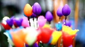 Рынок цветка в Таиланде Стоковая Фотография