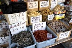 Рынок Чайна-тауна зеленый. Стоковые Фото