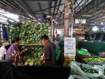 Рынок ЧИАНГМАЯ стоковые изображения rf