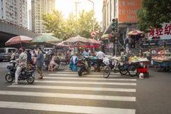 Рынок южного бунда мягкий закручивая материальный Стоковое Фото