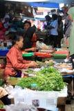 Рынок деревни Стоковое Изображение RF