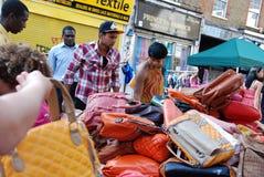 Рынок 1 майны кирпича Стоковая Фотография RF