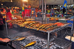 рынок brunei прописной дешевый Стоковая Фотография RF