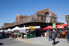 Рынок Byward Стоковая Фотография